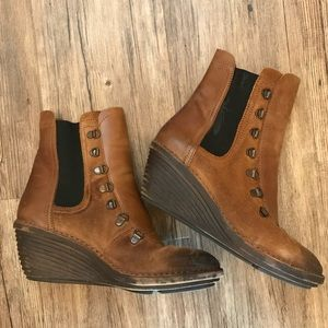 Fly London suzu boots size 10 (eu 41)